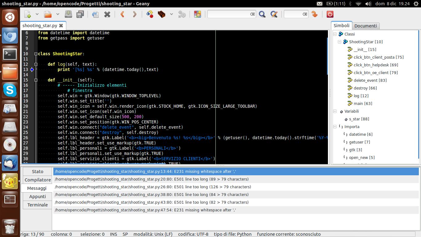 python-good-code-messaggi-click-rapido